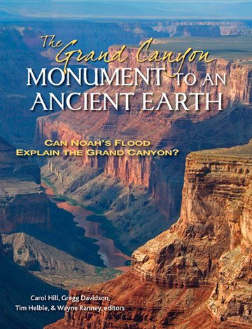 The Grand Canyon - Monument to an Ancient Earth